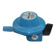 lpg gas cylinder regulator type