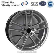 Durable stock available racing 22 inch alloy car wheel rim