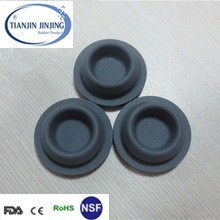 top quality customized adhesive silicone rubber foot
