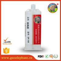 Strong adhesive Epoxy Resin AB glue for wood,ceramic,stone use