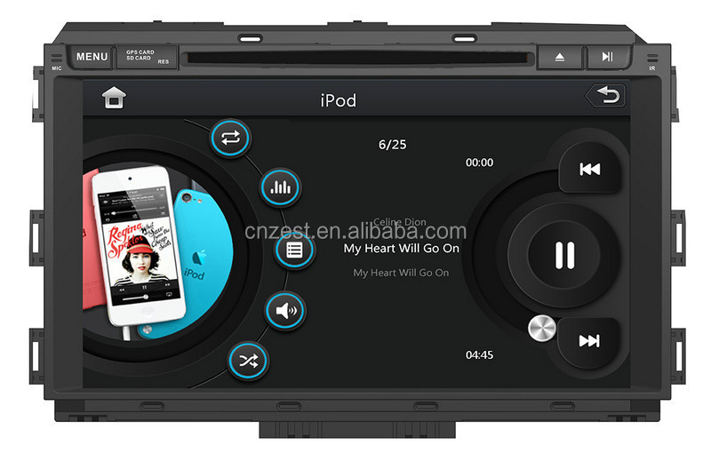 Car Cassette And Cd Dvd And Gps For Kia Carnival With Fm Radio Bluetooth