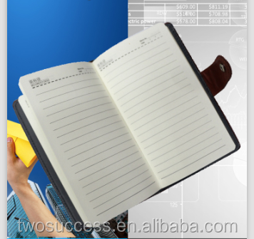 PULeather Calendar Printing Diary Notebook .png