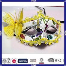 Novelty colorful cheap party mask