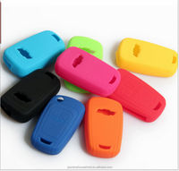 Hot Selling BPA Free Eco-friendly silicone car remote key cover