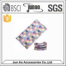 China supplier warm wool material seamless tube multifunctional headwear