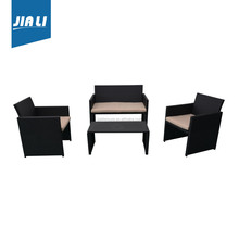 Excellent factory directly outdoor table chairs set with umbrella