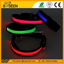 2014 import pet animal products from china led dog collar