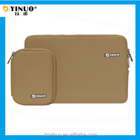 YINUO Neoprene Laptop Sleeve Slim bag for MacBook Pro for Unisex