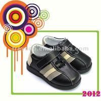 Name brand kids shoes PB-8005BK