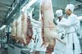 Ce/iso9001 porco linha de abate de equipamentos