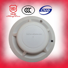 Optical smart home fire alarm detector/stand alone smoke and Heat detector