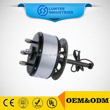 72V 2500W brushless hub motor with single shaft