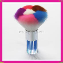 direct factory beautiful color hair acrylic makeup brush comsetic brush