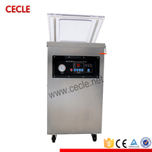 Single room semi-automatic thermoforming vacuum packing machine