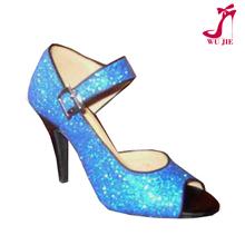 moda salón de China zapatos de baile latino LD-1156