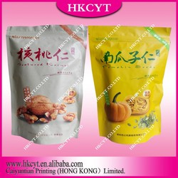 Dehydrate Fruits Packaging Zipper Bag / Plastic Bags For Dehydrate Fruits