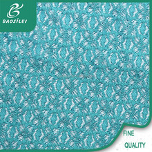 Factory NEW DESIGN latest african lace for 2015 cotton crochet african lace fabric