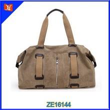 Classy canvas shoulder messenger bag 2014 fashionable shoulder bags unisex simple cotton canvas bag