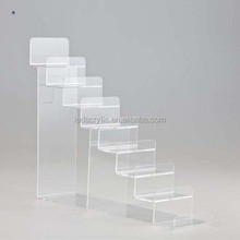Acrylic Wallet Racks Display Stand for A Boutique Store