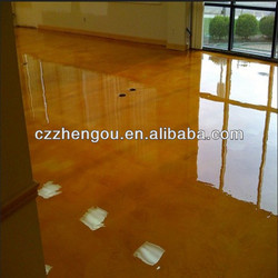 Zhengou Diamond Hardness Clear Epoxy Resin