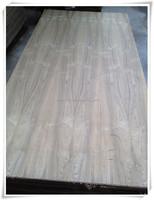 china cheap price 4*8 feet burma teak fancy plywood/ flower cut teak veneer plywood/ash veneer plywood