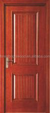 Groove Two Panel Painted Veneered Interior MDF Doors For Residence