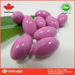 lycopene capsules health care supplement food antioxidants