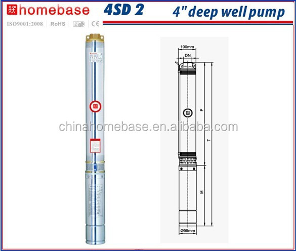 4SD electric water pumps,centrifugal water pumps,pump