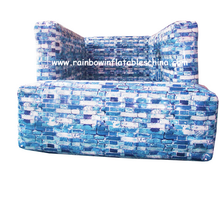 2015 customized inflatable bunkers/inflatable paintball arena