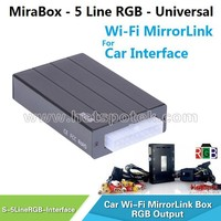 High quality RGB,HDMI,AV Wireless mirror link Car Multimedia System for FordFocus and Mondeo / mirror link