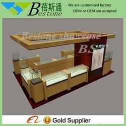 custom made maple wood veneer varnish jewelry store furniture,jewellery store interior design