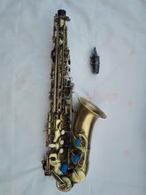 bronzo antico sassofono contralto strumenti musicali