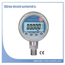 HX601 hand-held diesel pressure gauge with China pressure calibration manufacture