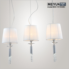 commercial kitchen lighting lamp shade fabric with CE certificate