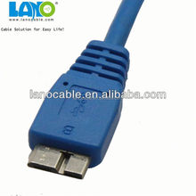 high speed micro usb 3.0 to esata 7pin cable