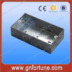 Two Gang 35mm Electrical National Iron Box Price