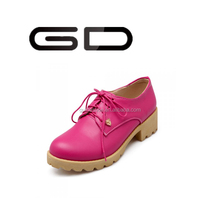 China factory wholesale oxfords women shoes classics casual boots