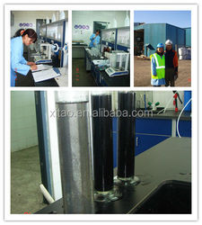 Anionic polyacrylamide for coal washing in coal preperation factory