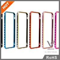 For Iphone metal case Aluminium Frame bumper For Iphone 6 plus