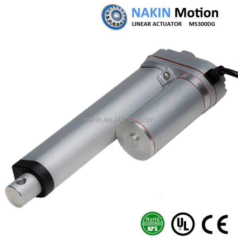 Dc Motor Ip65 Linear Actuator With Limits Switch