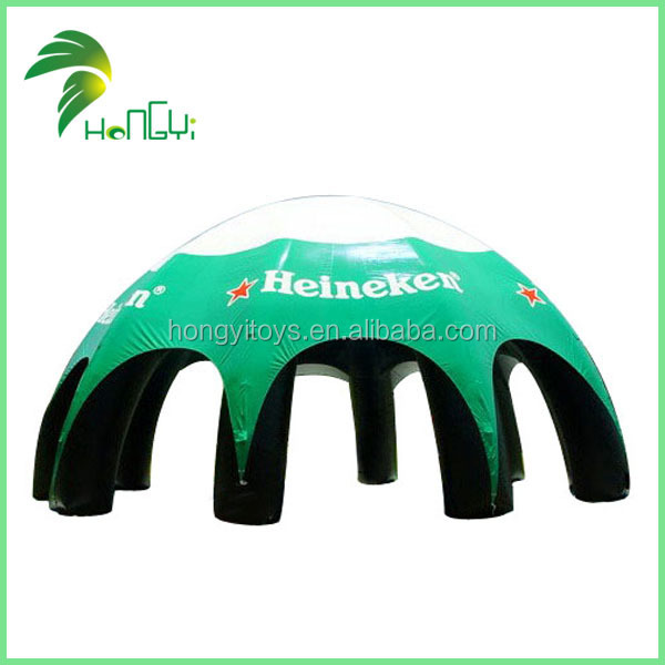 Jaw Dropping inflatable lawn tent