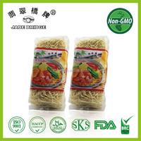 Instant egg noodles NON-GMO