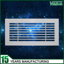 linear air grilles hot conditioning diffuser