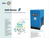 ac/fridge compressor scrap for freeze dryer