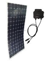 transparent thin film solar panel 345 watt solar panels