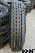 Tyre manufacturer Bias Truck Trailer Tire 1000-20 11-22.5