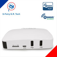Z-wave smart home gateway product