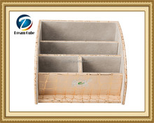 Convenient design storage boxs with high quality for office sitting room and hotel