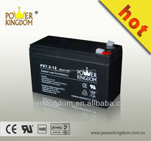 Sealed Lead Acid UPS Battery 12v 7.2ah