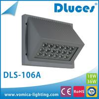CRI 80 high lumen 220V up and down wall light led